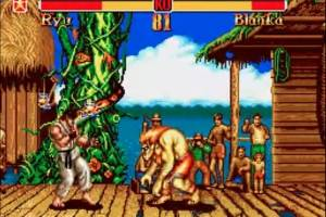Super Street FIghter II