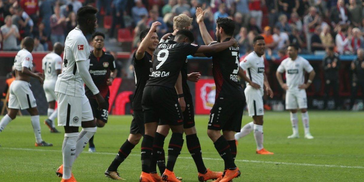 Así vivimos la paliza del Bayern sobre Leverkusen de Aránguiz en la Copa de Alemania