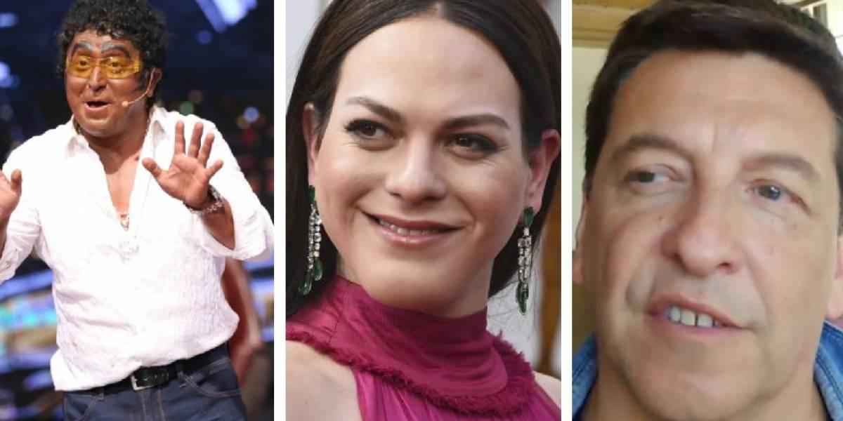 Yerko Puchento y Julio César Rodríguez encabezan reclamos ante el CNTV por sus dichos hacia Daniela Vega