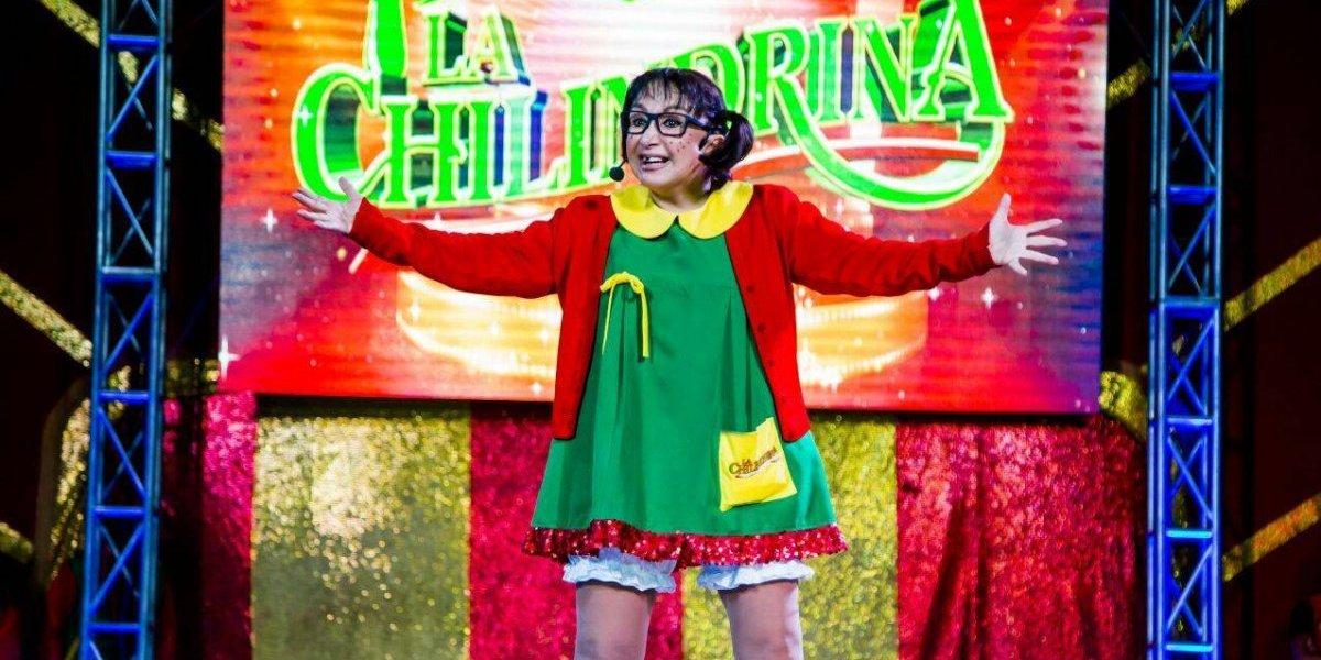 La Chilindrina regresa a la televisión mexicana