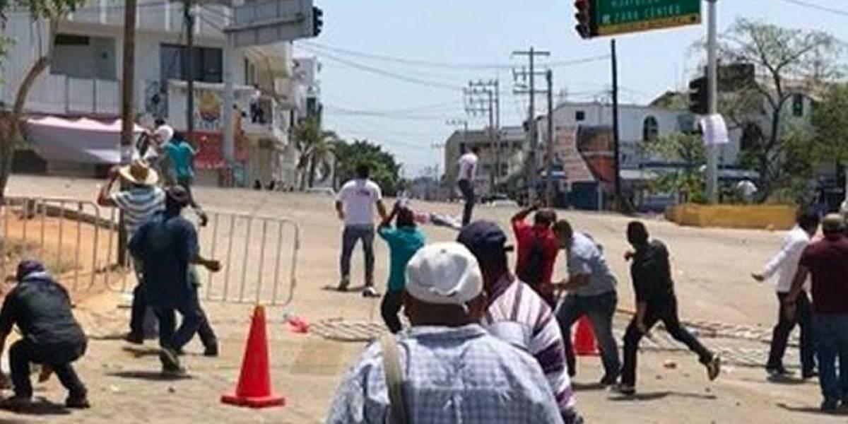 Meade, Zavala y Cuauhtémoc Blanco piden seguridad en sus campañas