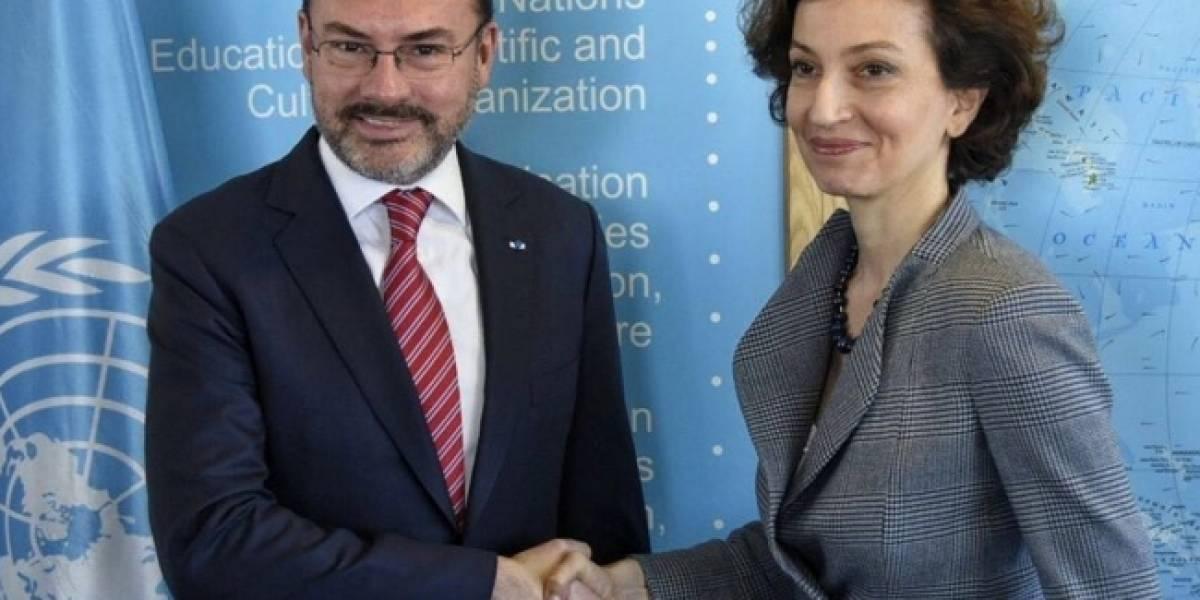 Estamos cerca de terminar la renegociación del TLC con la UE: Videgaray