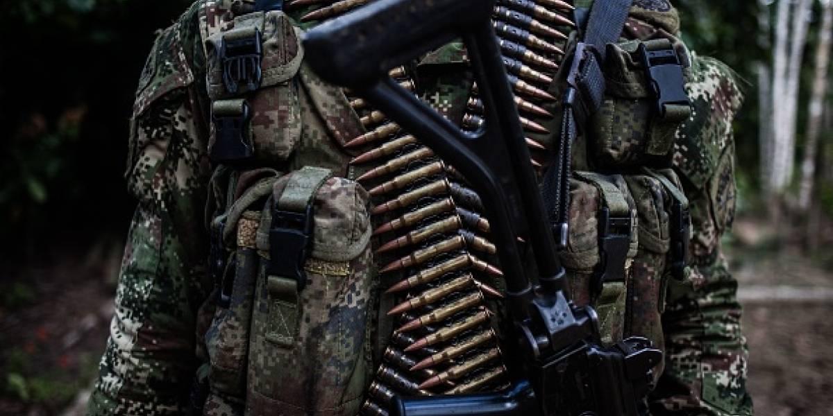 Capturan a Uberney Núñez Sinisterra, cabecilla de disidencia de las FARC