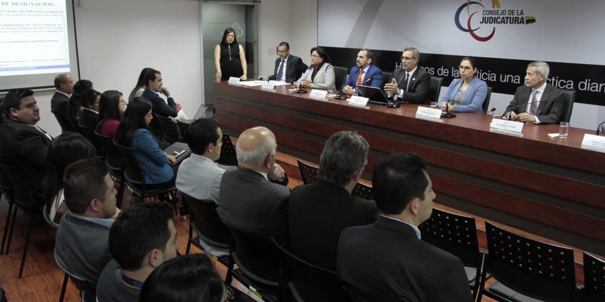 CJ suspendió a jueces de la Sala Especializada de lo Laboral de la Corte Provincial del Guayas