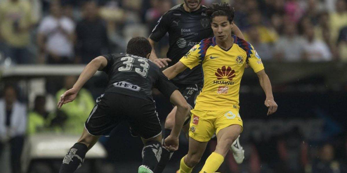 Mónaco y Leipzig tienen la mira puesta en Diego Lainez