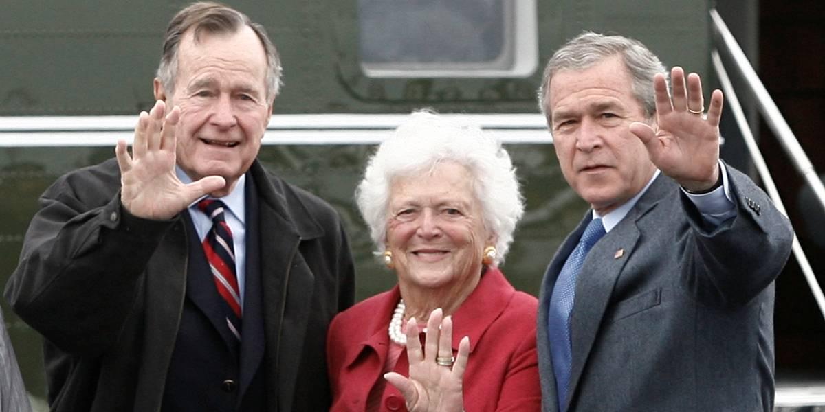 Ex-primeira-dama dos EUA Barbara Bush morre aos 92 anos