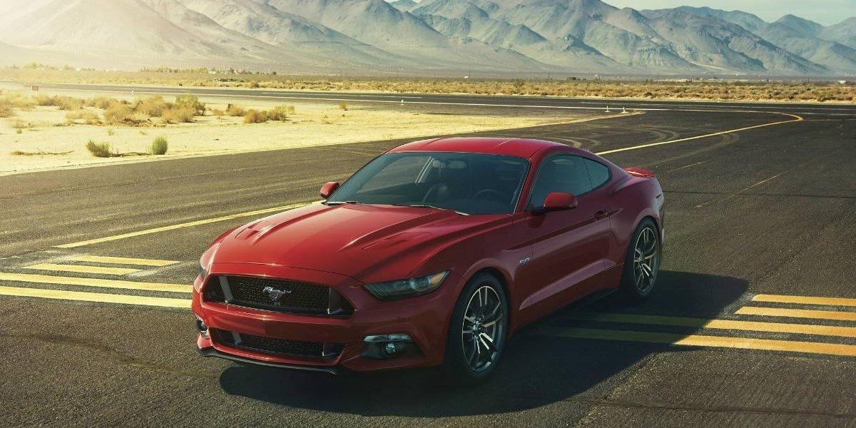 Un cumpleaños al galope: Ford Mustang celebra 54 años