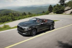 Ford Mustang 2017 Convertible