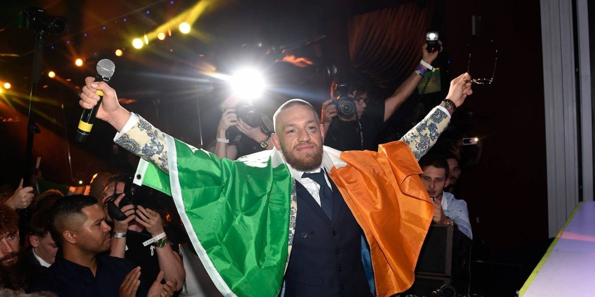 VIDEO: Nuevo video de McGregor agrediendo un camión sale a la luz
