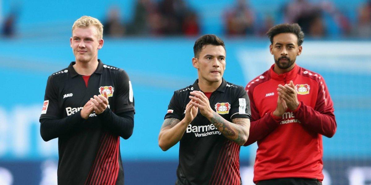 Jugador del Leverkusen podría llegar al Cruz Azul