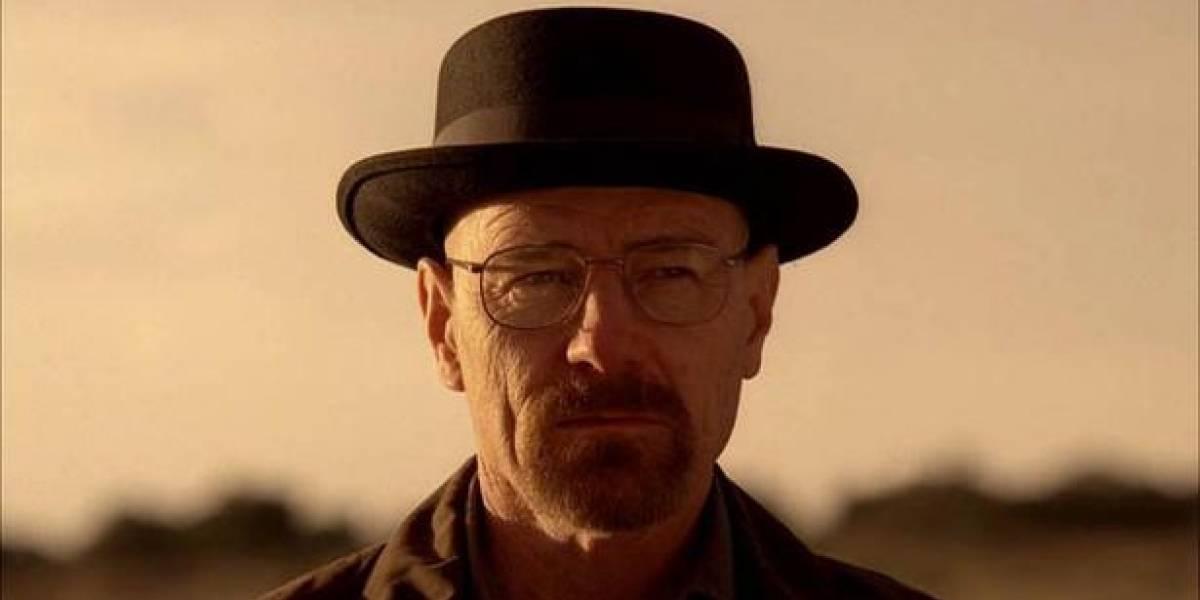 """""""Como cuando ves a Heisenberg comprando en el Easy"""":  fanáticos de Breaking Bad enloquecieron por chileno igualito a Walter White"""