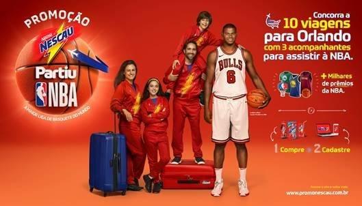 Cristiano Felício, pivô brasileiro do Chicago Bulls, foi escolhido como garoto-propaganda da ação que reforça o histórico da marca de apoio ao esporte.