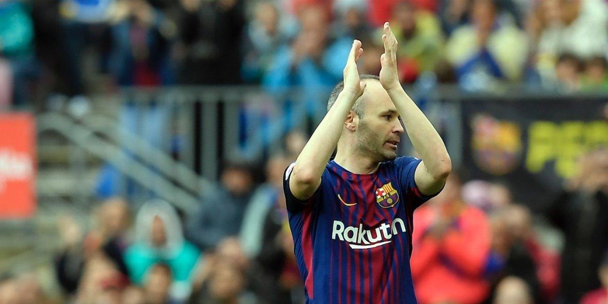 Andrés Iniesta dejaría al Barcelona, Carles Puyol apresura su salida