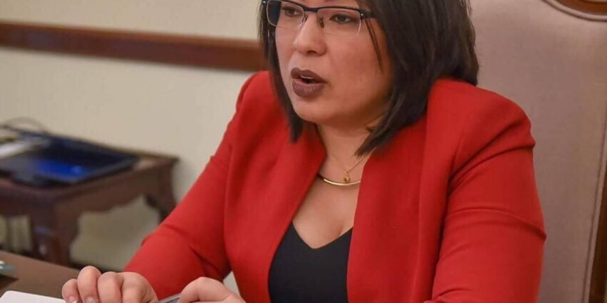 Subsecretaria de la Gobernación testificará ante la CEE sobre chat de Whatsapp