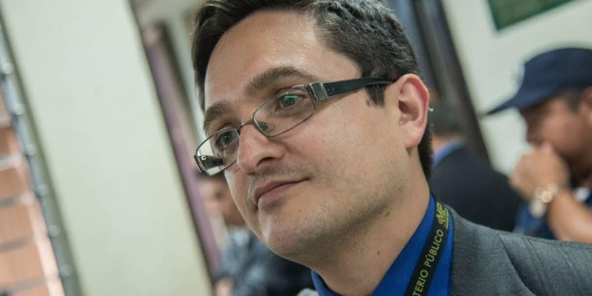 """Juan Francisco Sandoval: """"Hay muchas personas que han asumido un compromiso"""""""