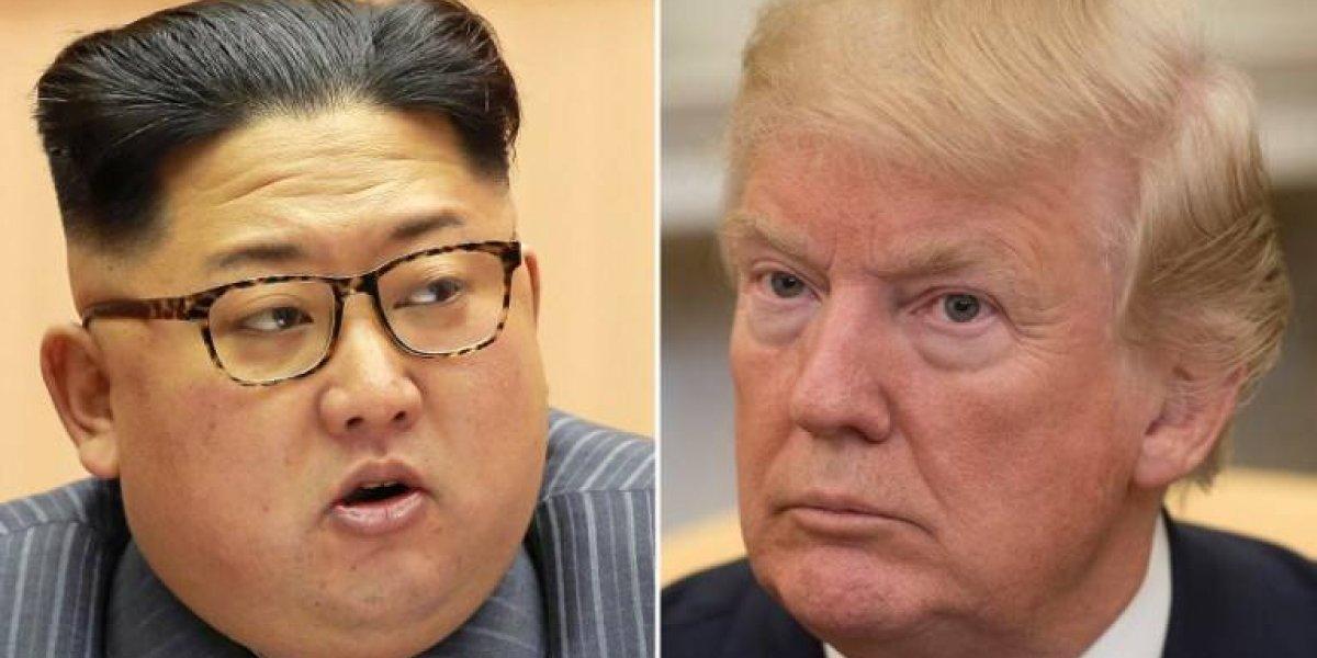 """EE.UU. admite contactos """"al más alto nivel"""" con Pyongyang pero no Trump-Kim"""