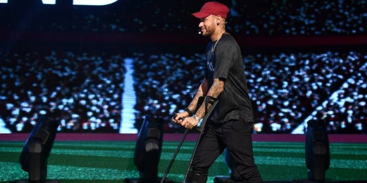 Neymar dice que llegará a Rusia 'mejor de lo que estaba'