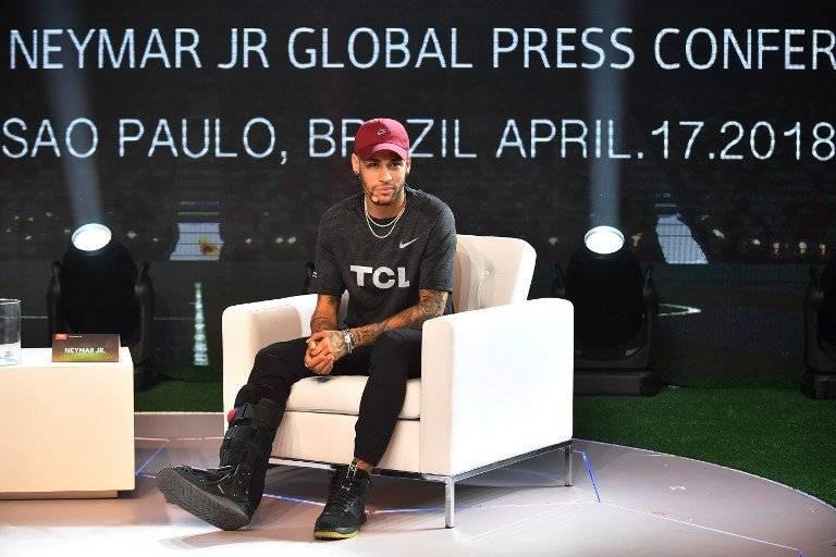 Neymar espera mostrar en Mundial de Rusia su mejor versión
