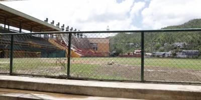 escuela especializada de beisbol y parque