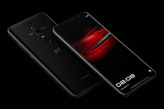 Huawei presentará un teléfono de la serie Mate con 5G en 2019