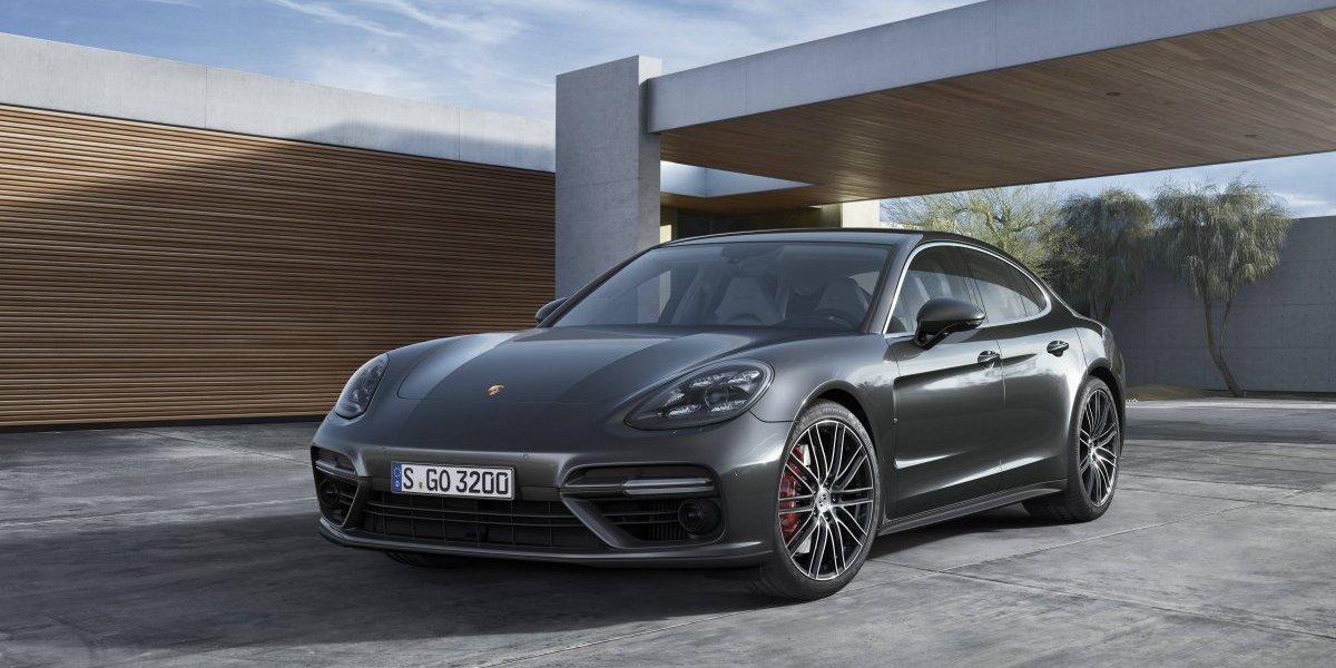 Llega a la Isla la nueva generación del Porsche Panamera 2018