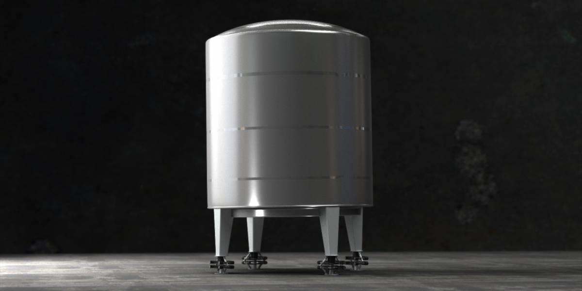 Superpoderes para el vino y el pisco: UC crea tecnología antisísmica para contenedores de aluminio