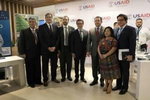 """Lanzamiento de proyecto """"Creando oportunidades económicas para Guatemala"""""""