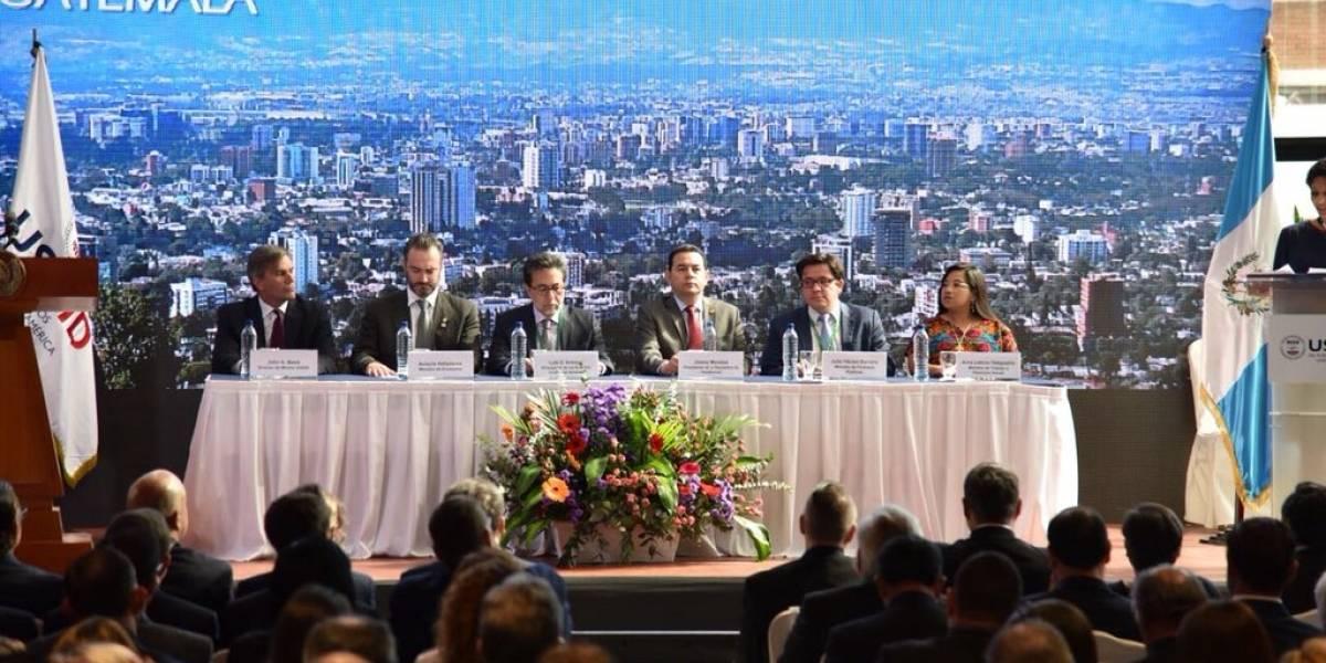 Lanzan proyecto de Usaid que busca crear oportunidades económicas en el Altiplano guatemalteco