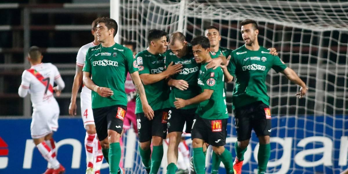 Temuco escribe su primer capítulo internacional en su debut en la Copa Sudamericana