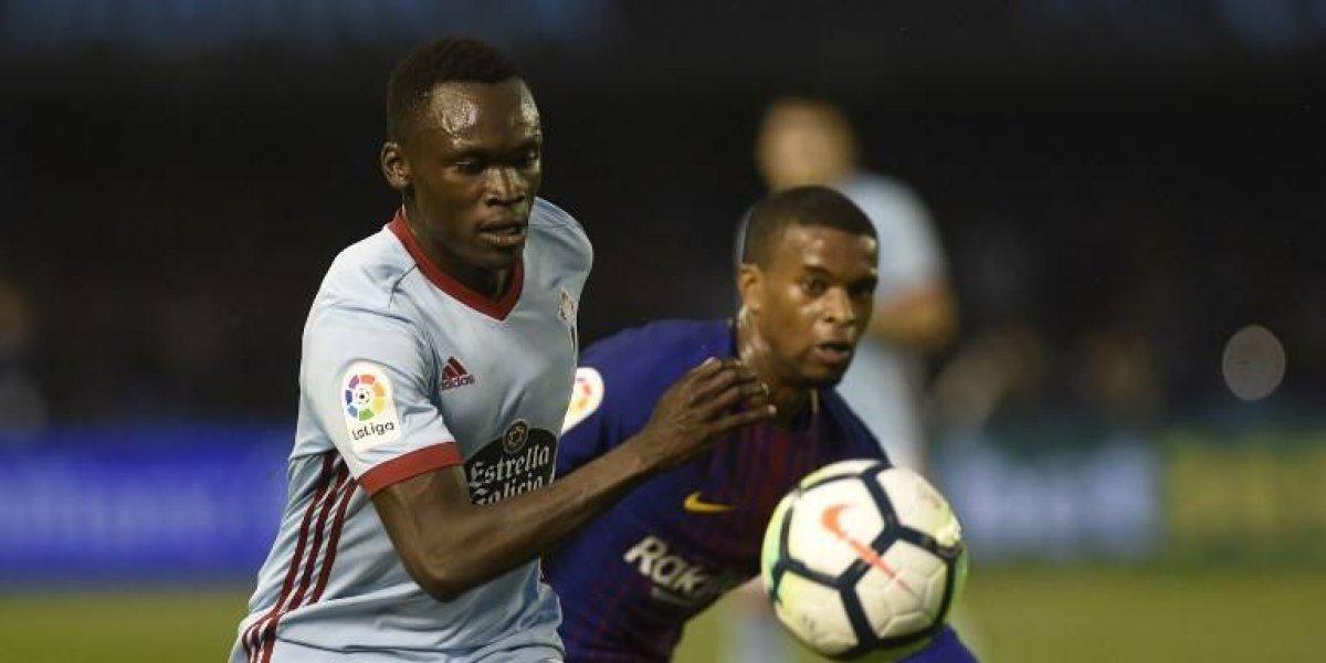 El triunfo se le escapa al Barcelona en el último tramo del partido