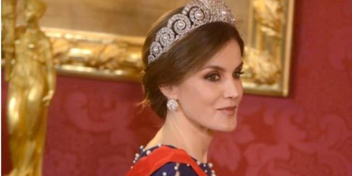 ¿Se reconciliaron las reinas Sofía y Letizia?