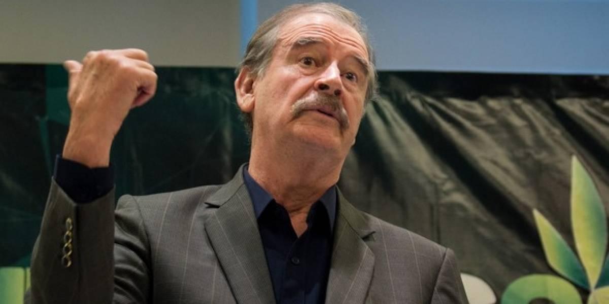 Sí a Anaya o a Meade, no a 'Lopitos': Vicente Fox
