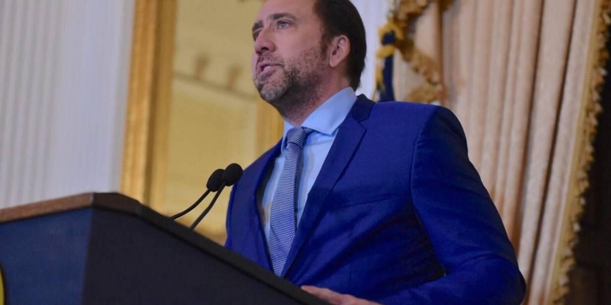 Nicolas Cage rodará película en Puerto Rico