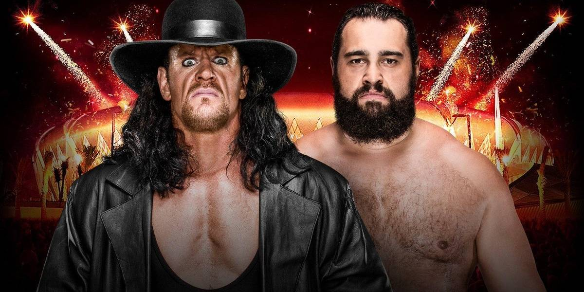 The Undertaker va a luchar con Rusev en Greatest Royal Rumble