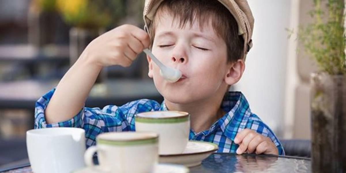 ¿Cuál es el real efecto de la cafeína en los niños?