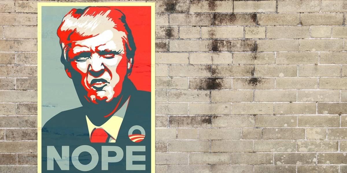 Estudio confirma que jóvenes estadounidenses sufrieron alta de estrés después de la victoria de Trump