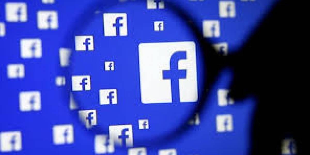 Facebook recopila información incluso de no usuarios de su red social