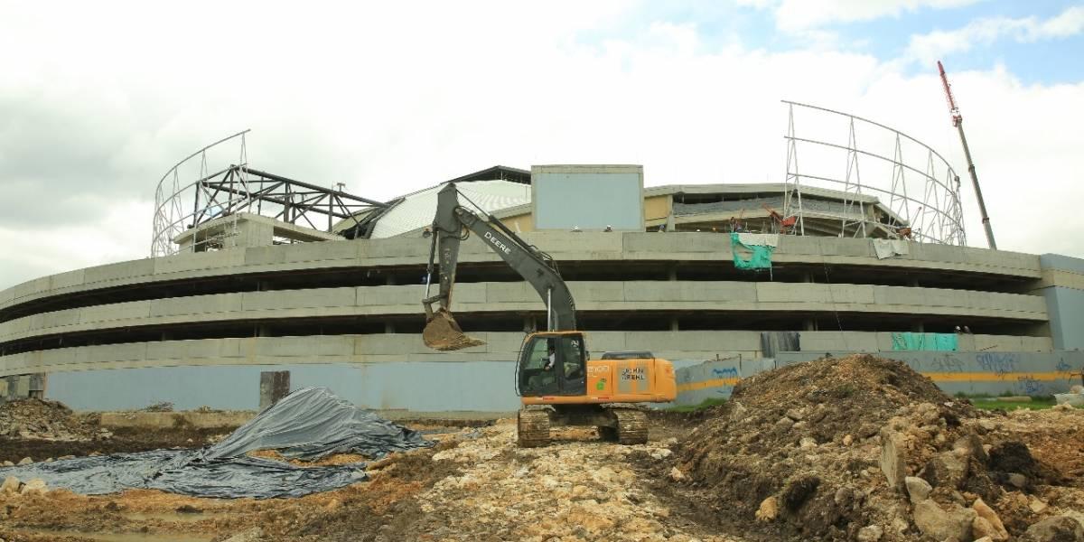 Así quedará el Movistar Arena que reemplaza al Coliseo El Campín