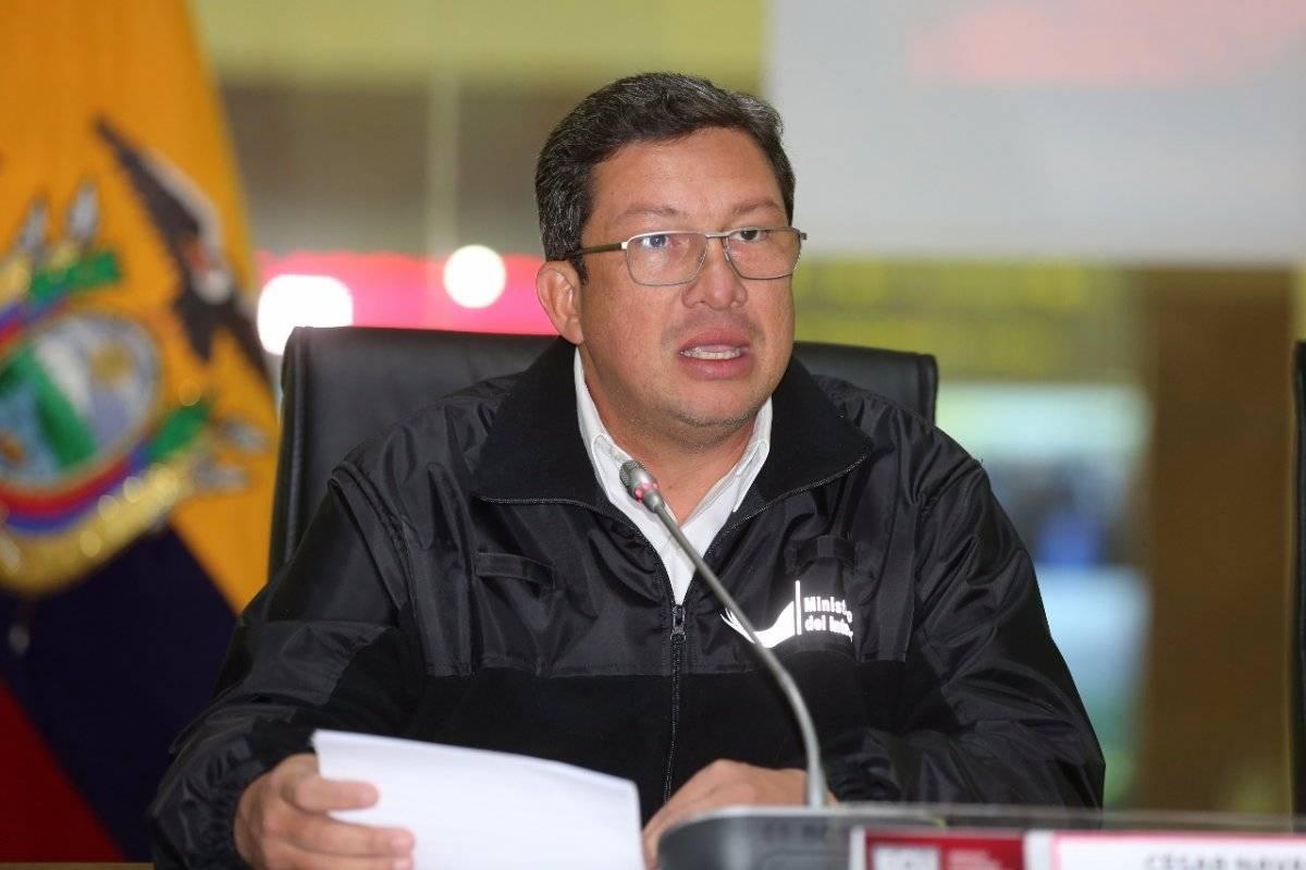 El Ministerio César Navas pidió que se ayude en la identificación de las nuevas víctimas de secuestro.