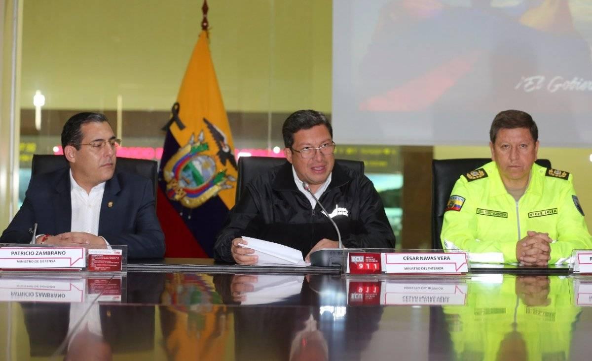 El Gobierno ecuatoriano afirma que uno de los pedidos de alias