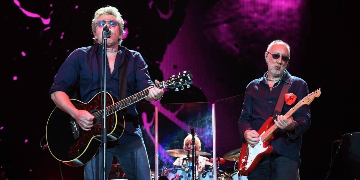 The Who confirma venida a Sudamérica y se abre la opción a su debut en Chile