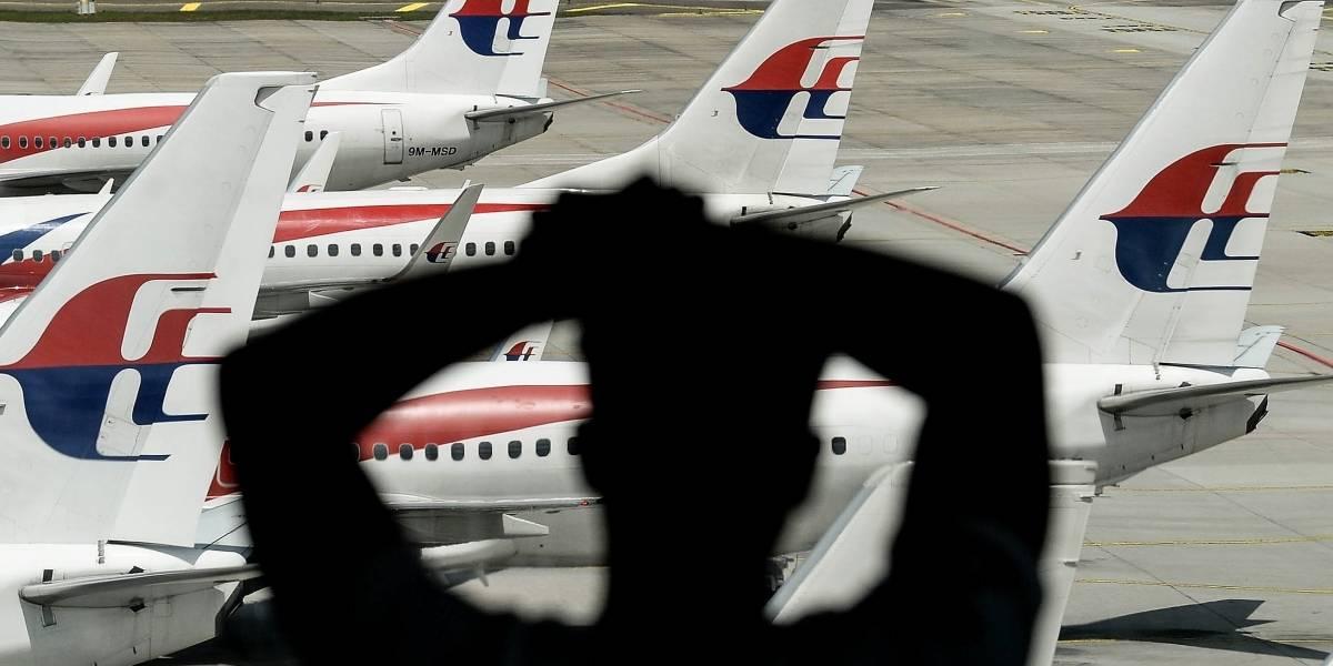 Suspenden búsqueda submarina del vuelo de Malaysia Airlines desaparecido en 2014