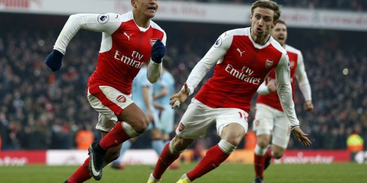 En Directo: Arsenal y Alexis Sánchez se juegan la vida en la Premier en el clásico ante Chelsea