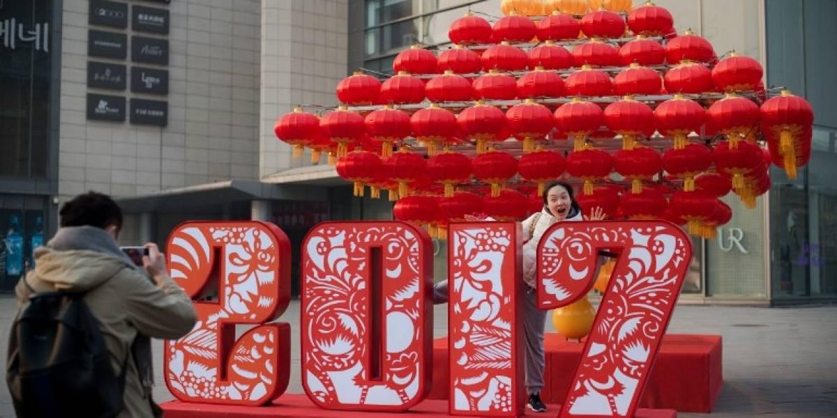 China registra récord de viajes al extranjero en su Año Nuevo