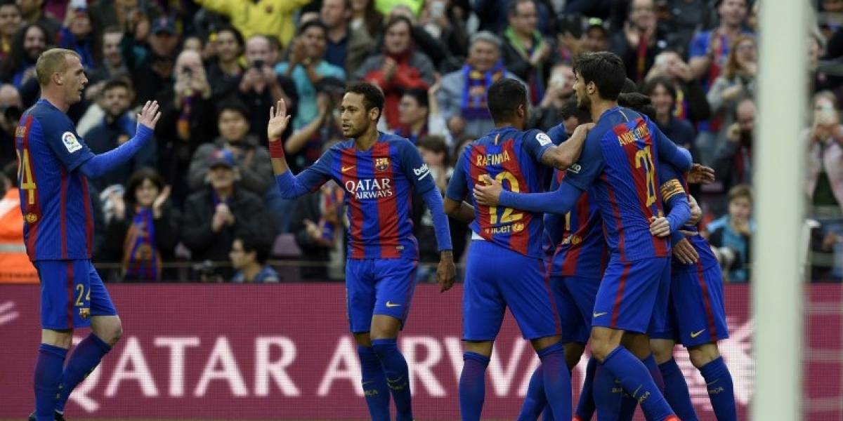 Barcelona venció a Athletic y le mete presión a Real Madrid