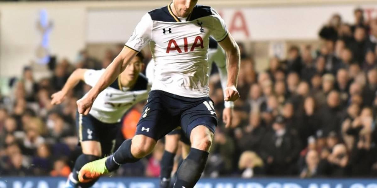 Tottenham ganó a Middlesbrough y sigue a la caza del Chelsea en la Premier