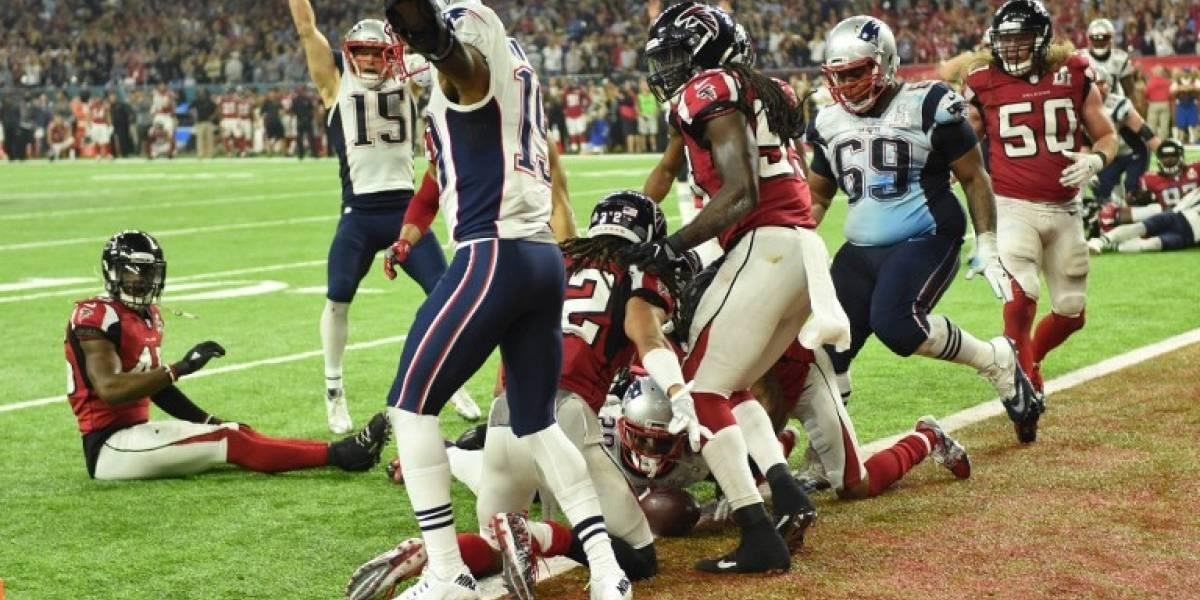 Las claves para el triunfo histórico de Patriots sobre Falcons en el Superbowl