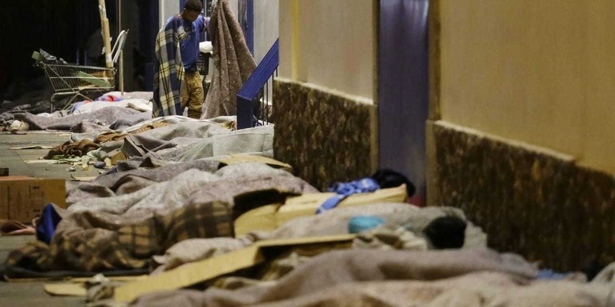 Zona Leste de SP concentra maior número de famílias sem-teto