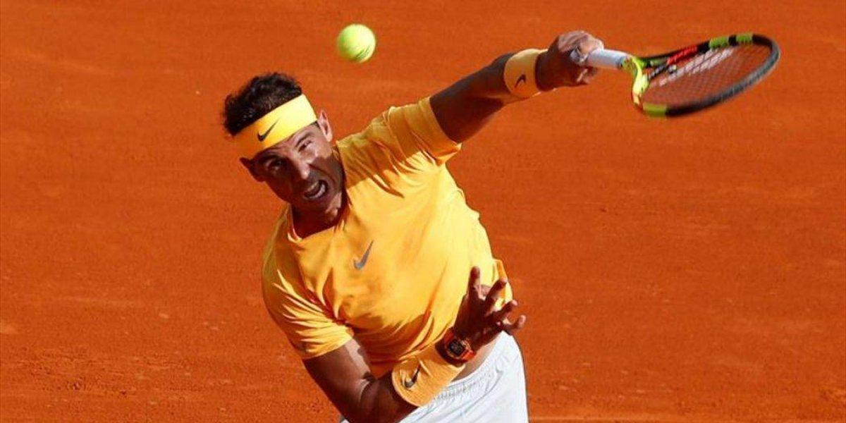 Rafael Nadal supera su primera prueba contra Aljaz Bedene