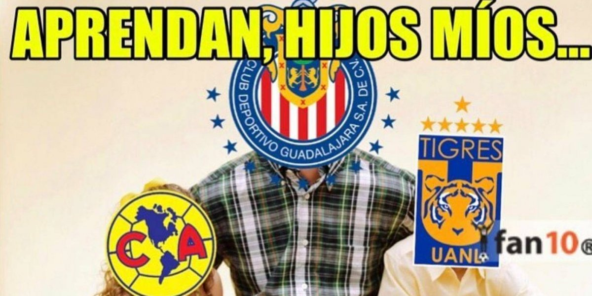 Los mejores memes de la victoria de Chivas sobre Toronto en Concachampions